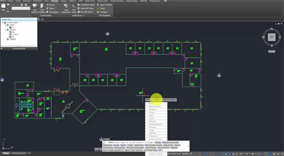 How to use Action Recorder in AutoCAD to automate various AutoCAD tasks