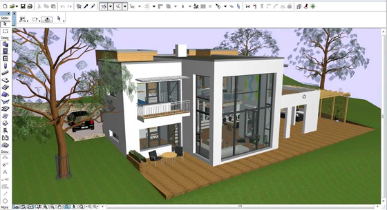 ArchiCAD 18 The newest version of architectural BIM CAD Software