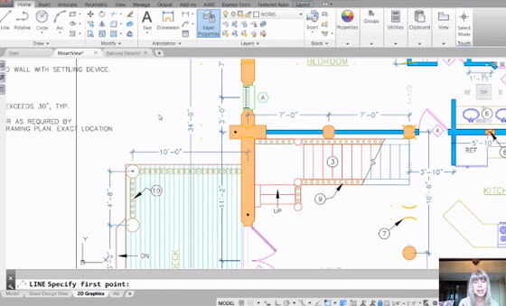 How to control the object snap behavior associated with hatch patterns and extension lines in AutoCAD