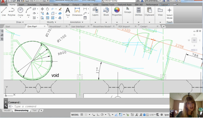 How to customize your AutoCAD Tooltips