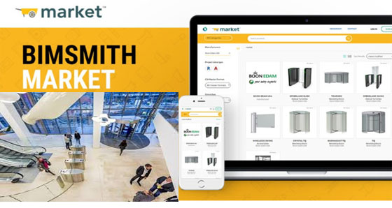 Boon Edam tied a knot with BIMsmith to arrange BIM content to building designers