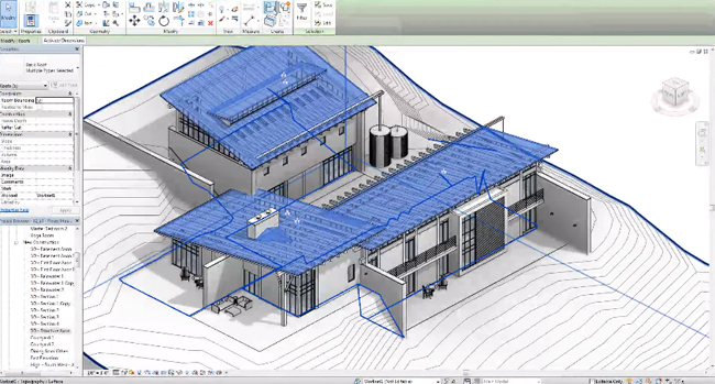 Some useful Revit Tips on exploded Axon methods in Revit