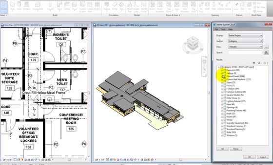 Ideate, Inc. introduced Ideate Explorer for Revit 2015.1