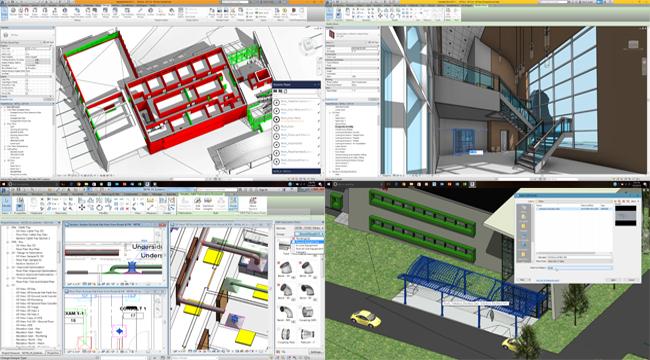 New updates to Revit 2017.1