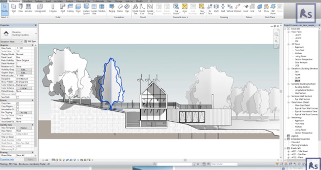 How to use Revit 2017 to make a great elevation