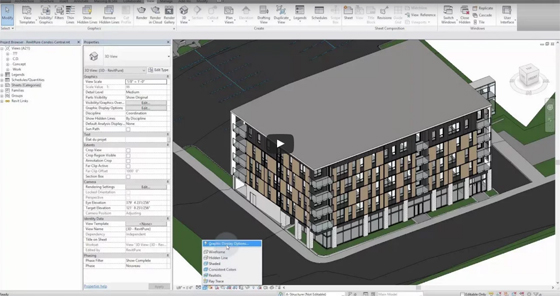 Revit Tips to make your 3d views perfect