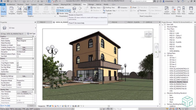 Revit Architecture Course - One Step Towards Becoming A BIM Professional