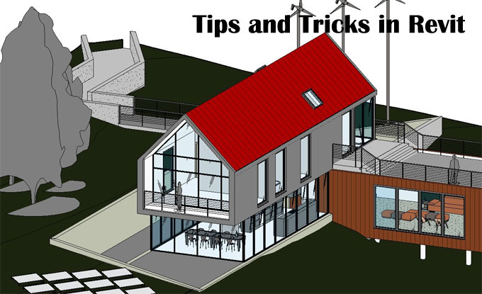 Top 40 Revit Tips to Live On