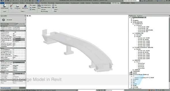SOFiSTiK Bridge Modeler – A robust software to apply BIM in bridge design & modeling