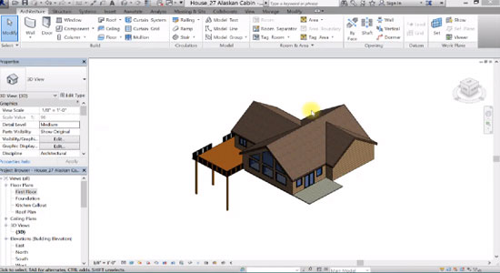 How to Create Toposurface in Revit Architecture