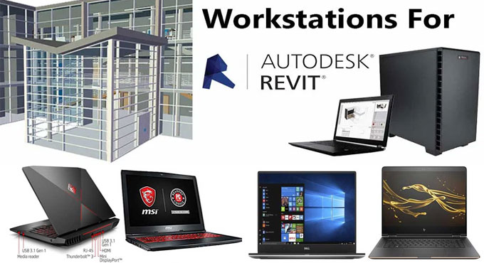 Best PC Config for Revit - the Best System for Revit